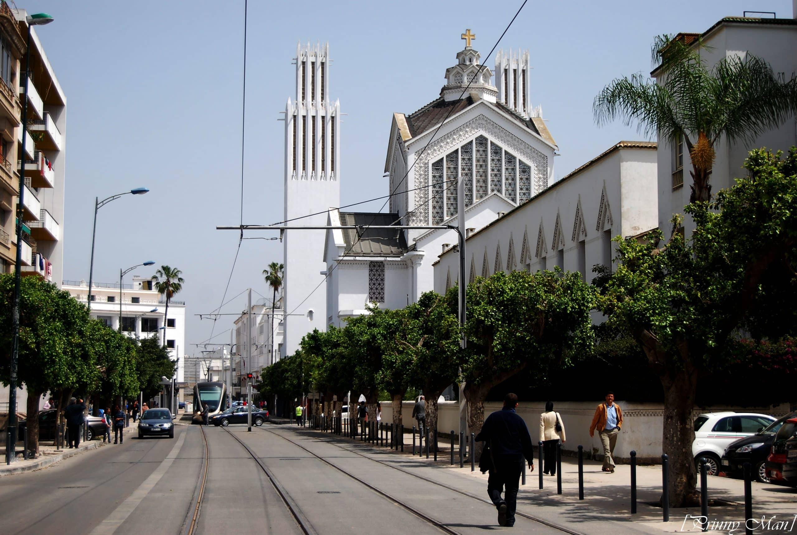 Cathédrale Saint Pierre de Rabat