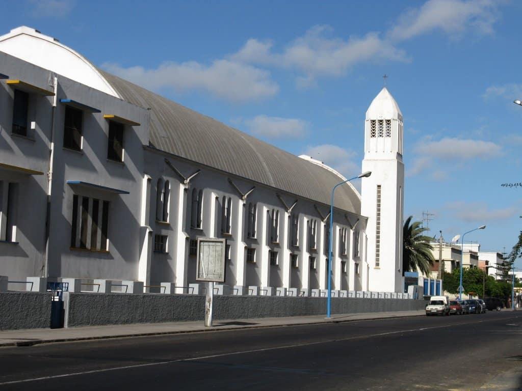 Eglise Charles de Foucauld de Casablanca
