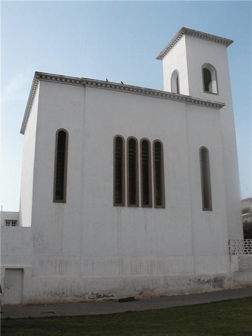 Eglise Evangélique de Rabat