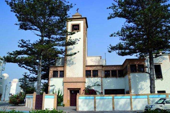 Eglise Notre Dame de l'Assomption d'Essaouira