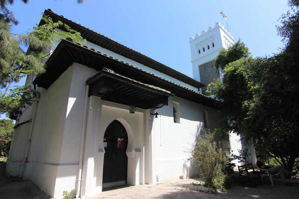 Eglise Saint Andrew de Tanger
