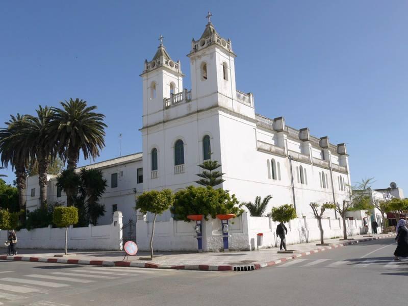 Eglise Saint-Barthelémy d'Asilah