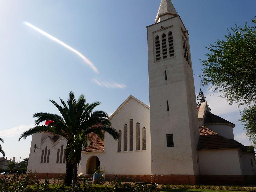 Eglise catholique de Khouribga