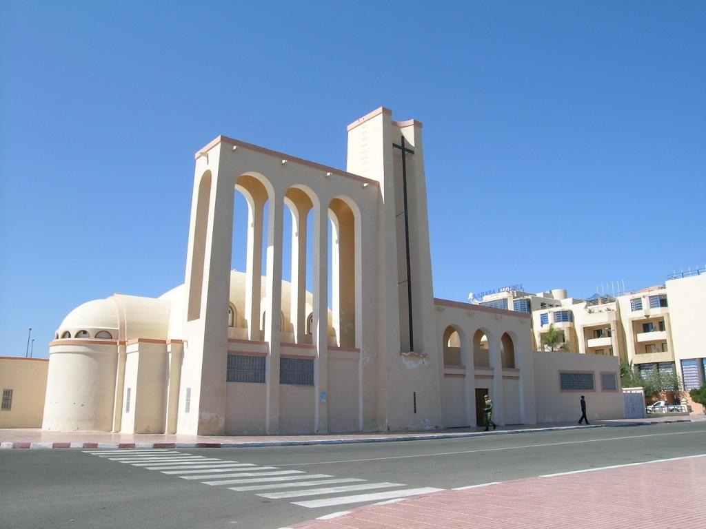 Eglise de Dakhla