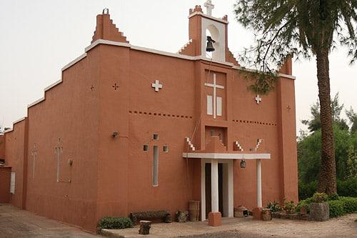 Eglise de Ouarzazate