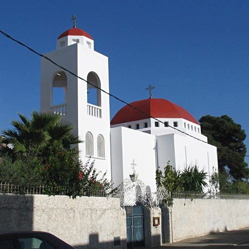 Eglise orthodoxe de Rabat