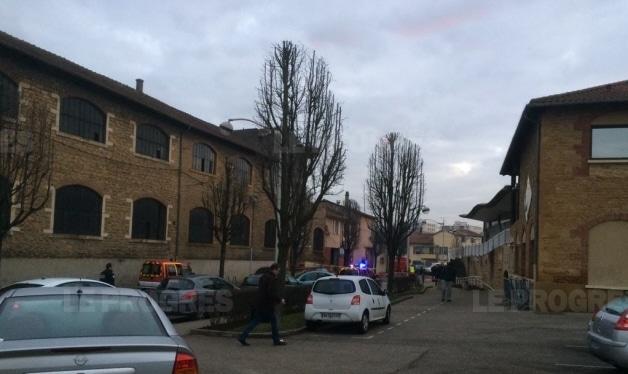 Explosion à proximité d'une mosquée à Villefranche-sur-Saône