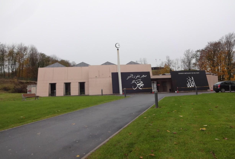 La Grande Mosquée de Belfort