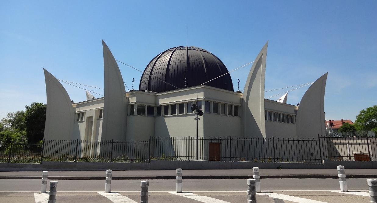 La Grande Mosquée de Strasbourg