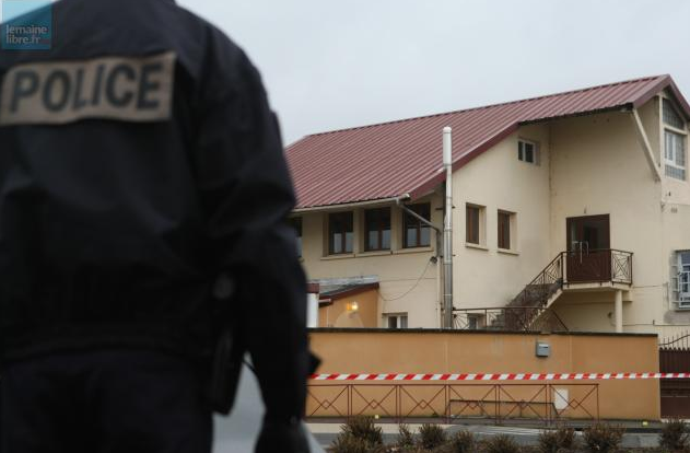 Quatre grenades visent la mosquée des Sablons au Mans