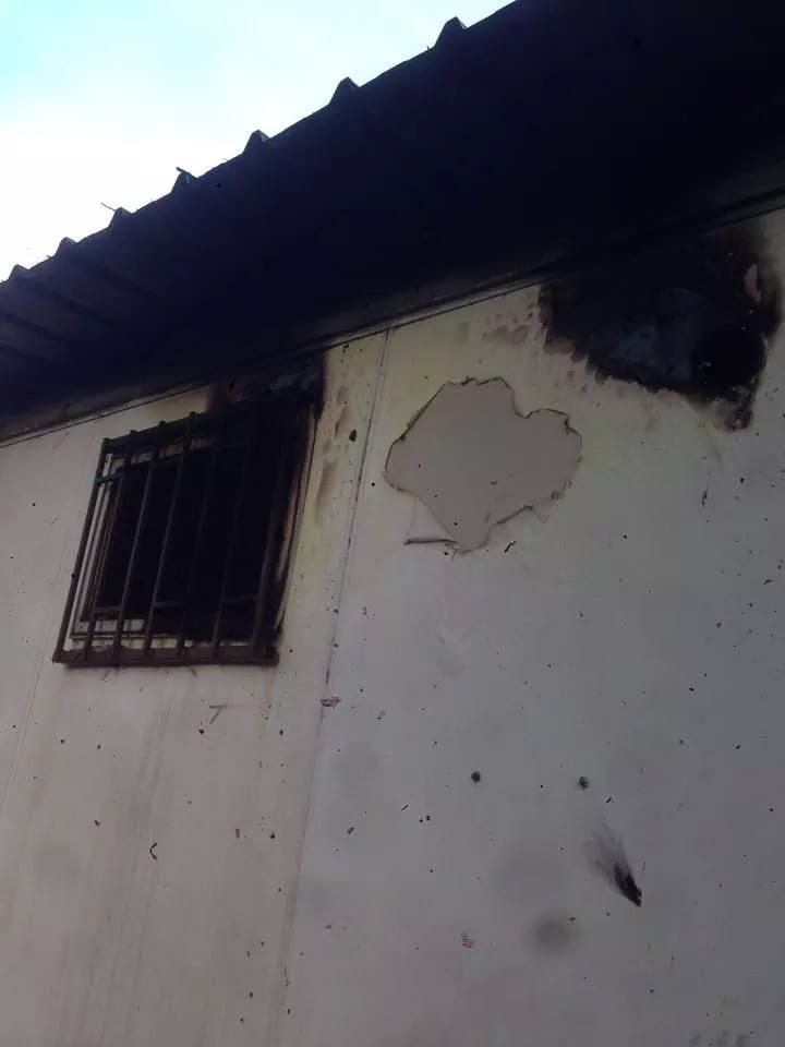 Une mosquée d'Aix-les-Bains incendiée 1
