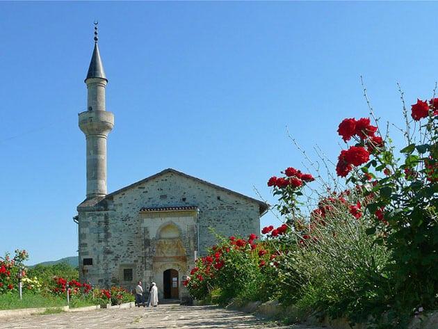 mosquée d'Öz Beg Khan