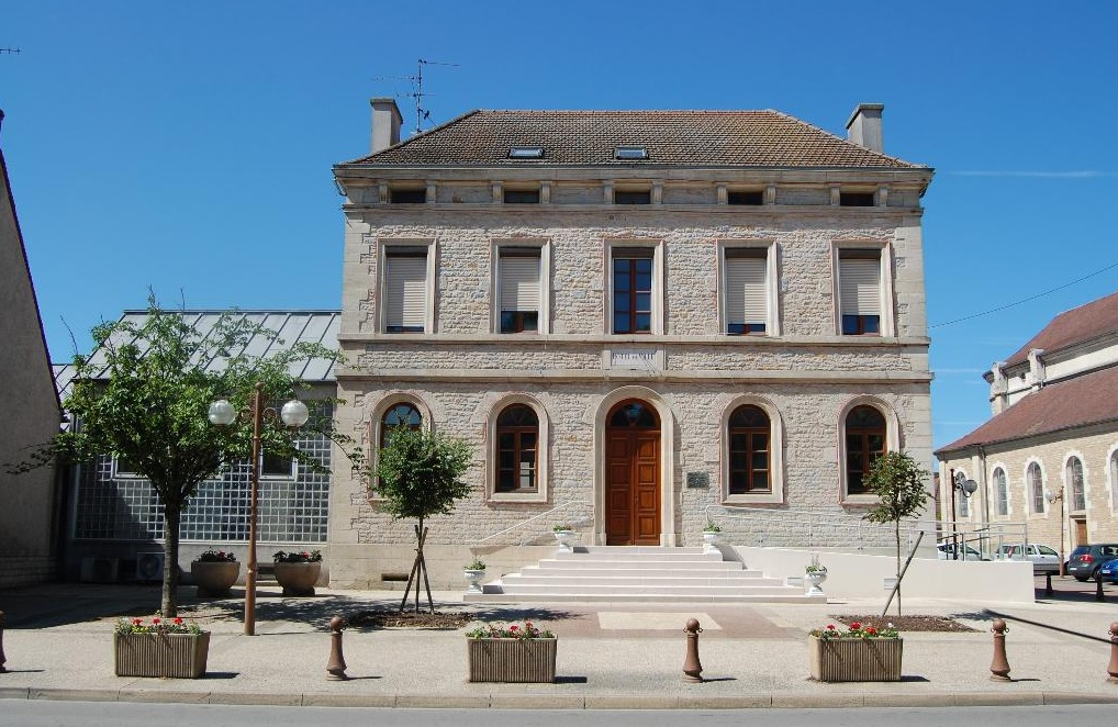Hôtel de Ville de Genlis