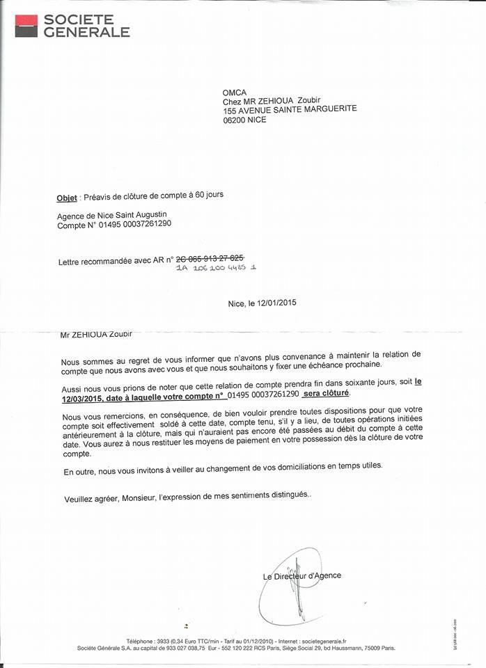 La Société Générale ferme, sans motif, le compte bancaire d'une mosquée niçoise