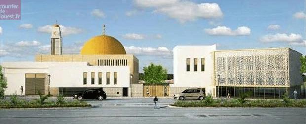 Mosquée d'Angers