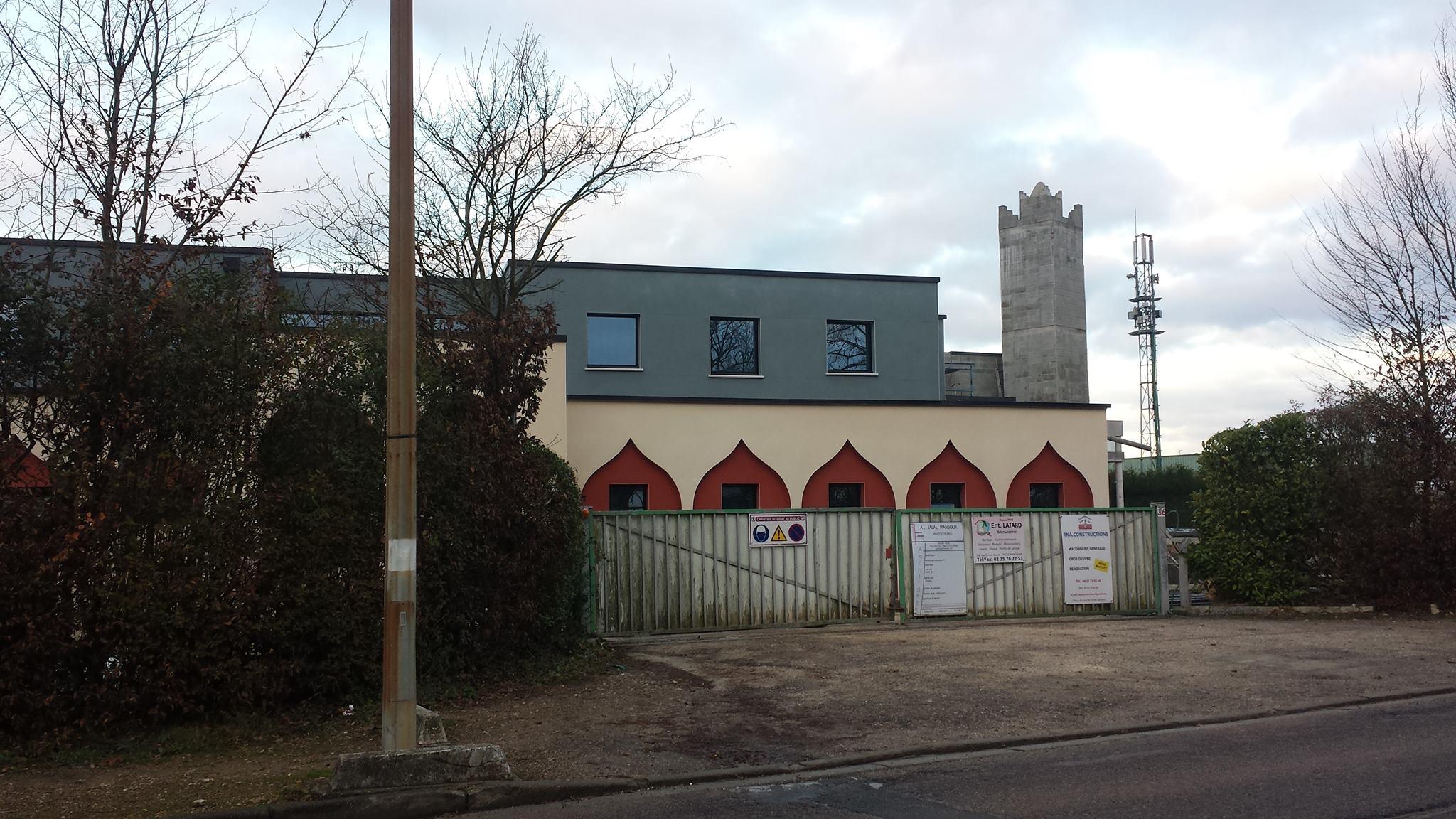 Mosquée de Canteleu