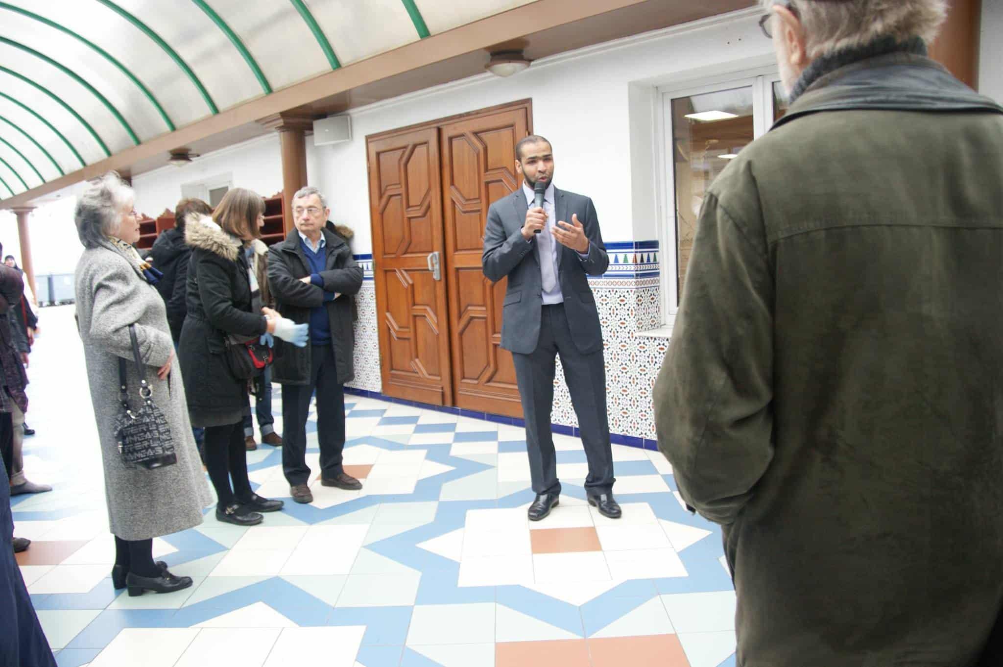 Portes ouvertes à la mosquée Al Imane de Lille 3