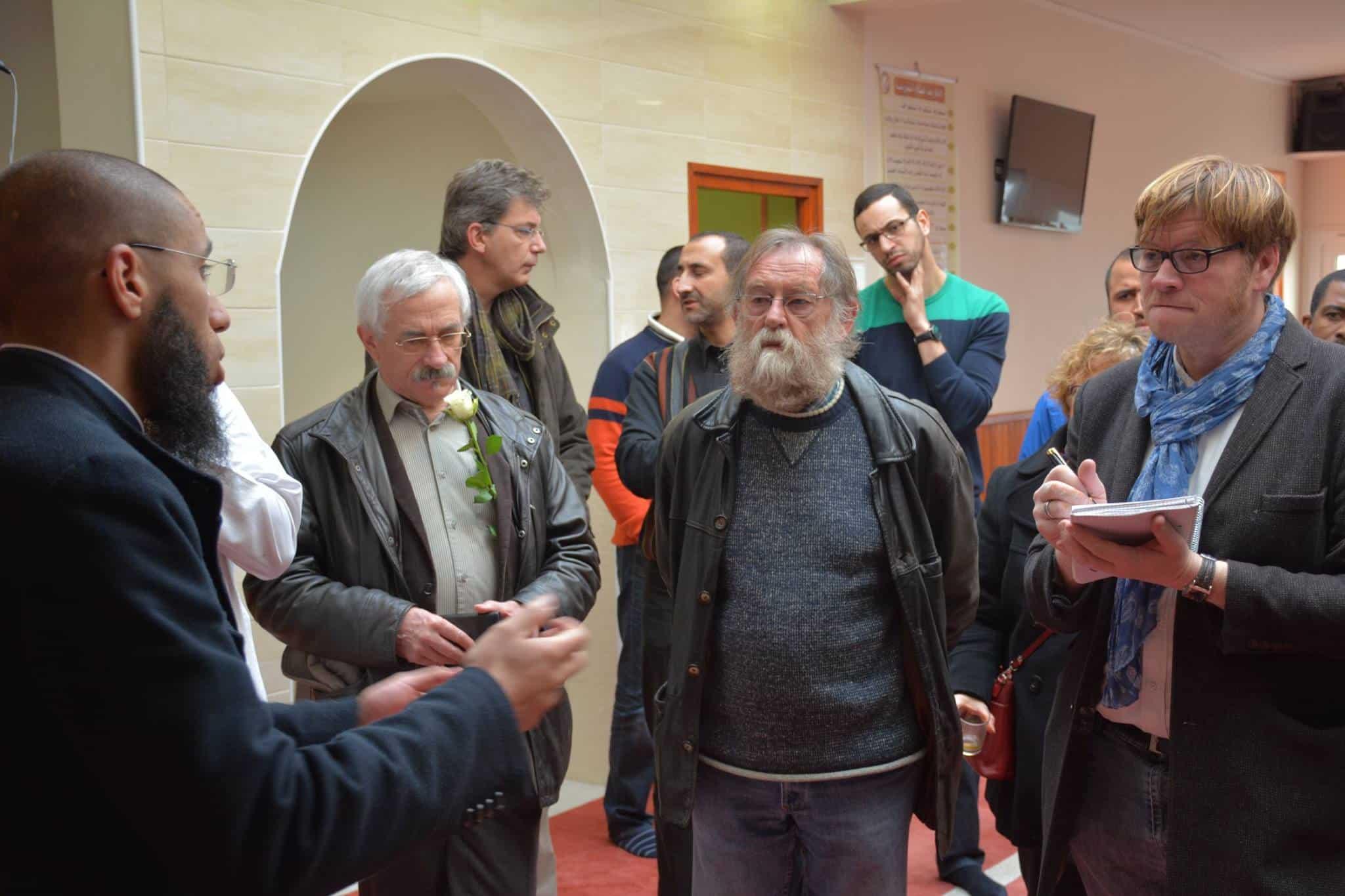 Portes ouvertes à la mosquée de Brest 2