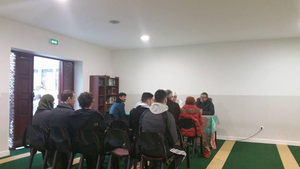 Portes ouvertes à la mosquée de Roubaix 1