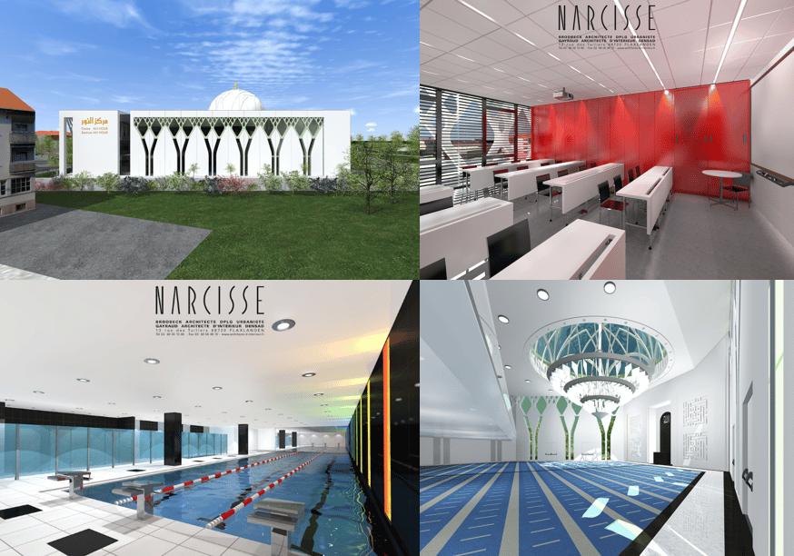 Le Centre Annour de Mulhouse, un projet unique en Europe