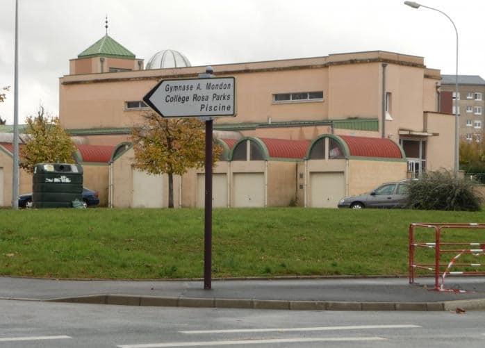 Mosquée de Châteauroux