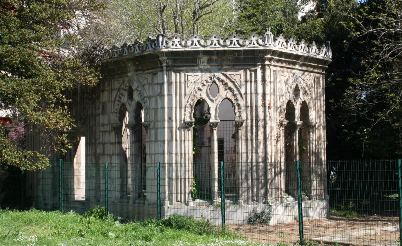 La première mosquée de Marseille était une mosquée Ottomane