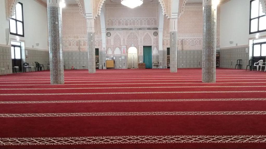 Tapis mosquées des Ulis