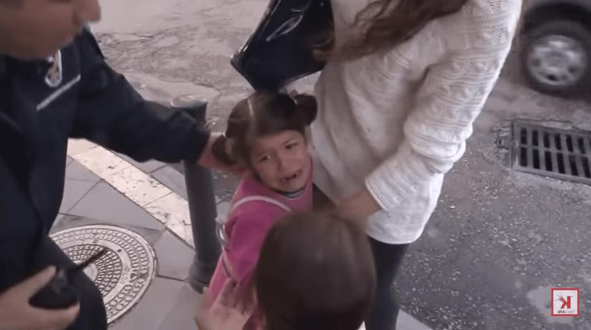 Vidéo déchirante d'une petite fille syrienne