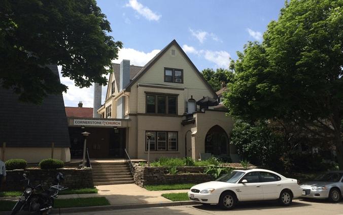 Eglise protestante de Milwaukee