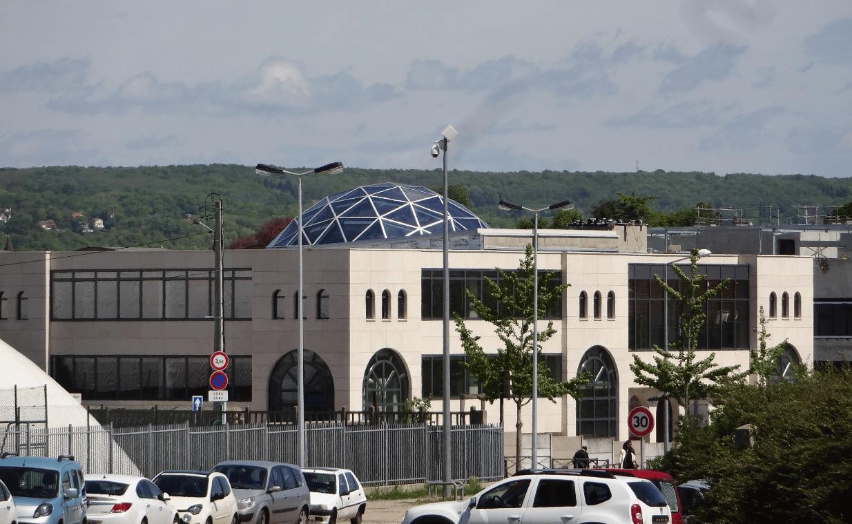 La mosquée Essalam des Mureaux