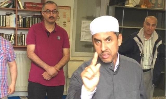 Mahmoud Doua, un des imams désignés de la mosquée de Bègles