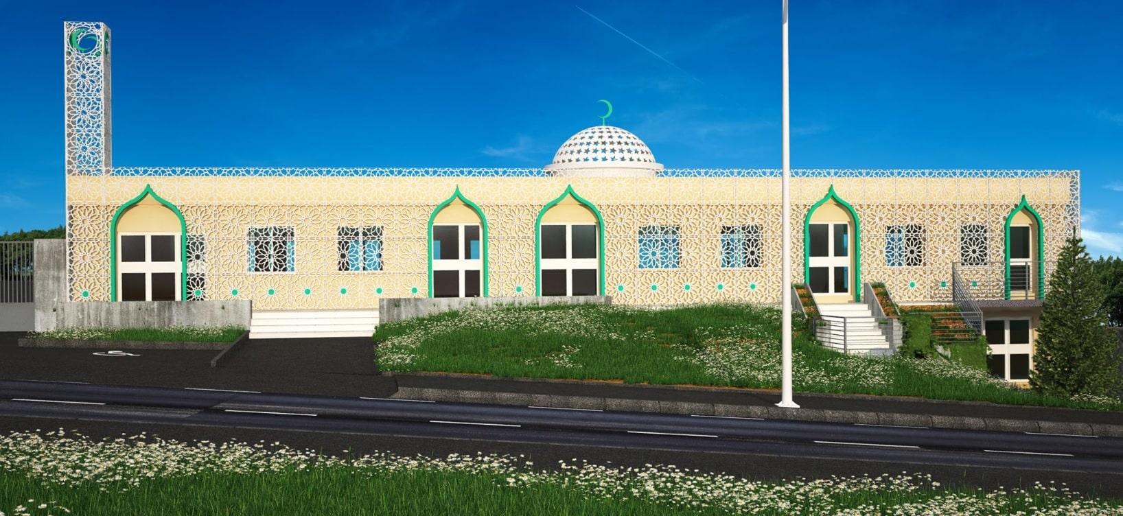 Mosquée de Mantes-la-Ville