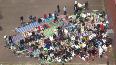 Soutien aux musulmans de Noisy-le-Grand
