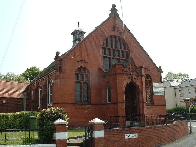 La mosquée de Wellington