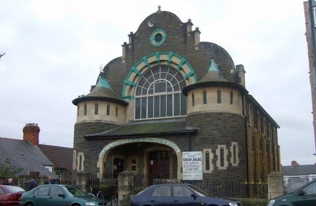 Mosquée Shah Jalal de Cardiff