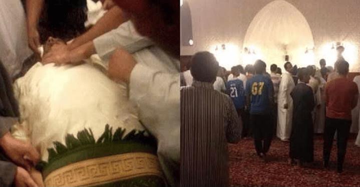 Il meurt après avoir appelé à la prière d'Al Fajr
