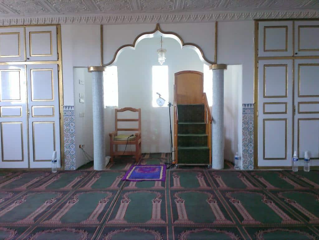 La mosquée Al-Fourqane de Vauvert 3