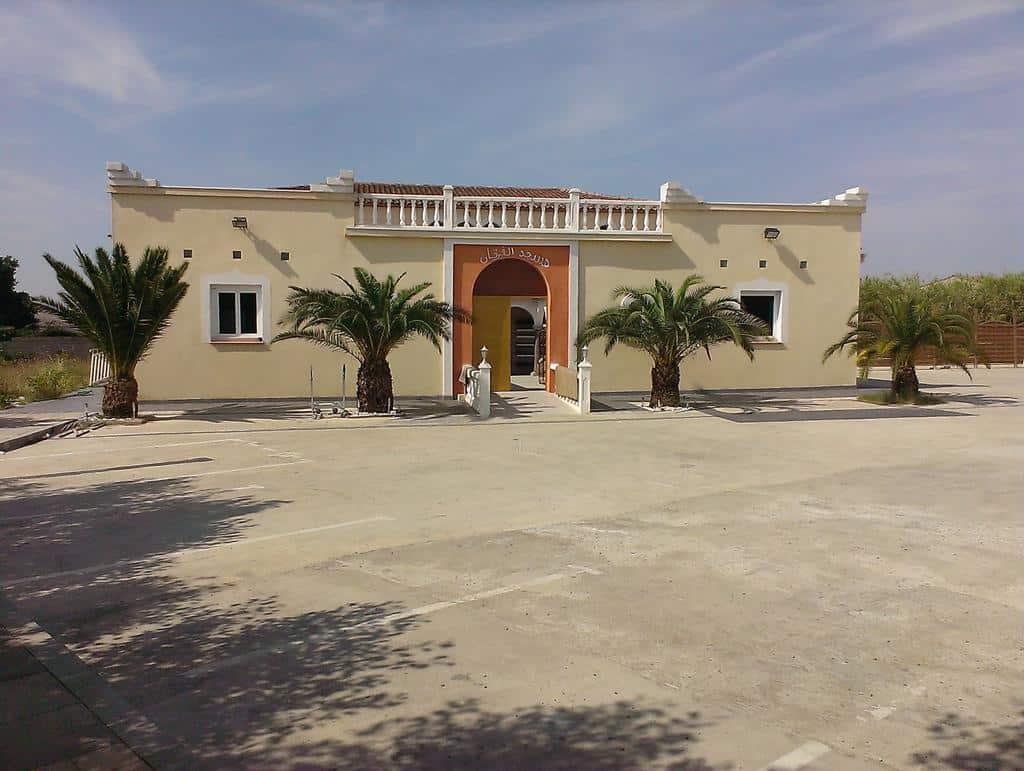 La mosquée Al-Fourqane de Vauvert 7