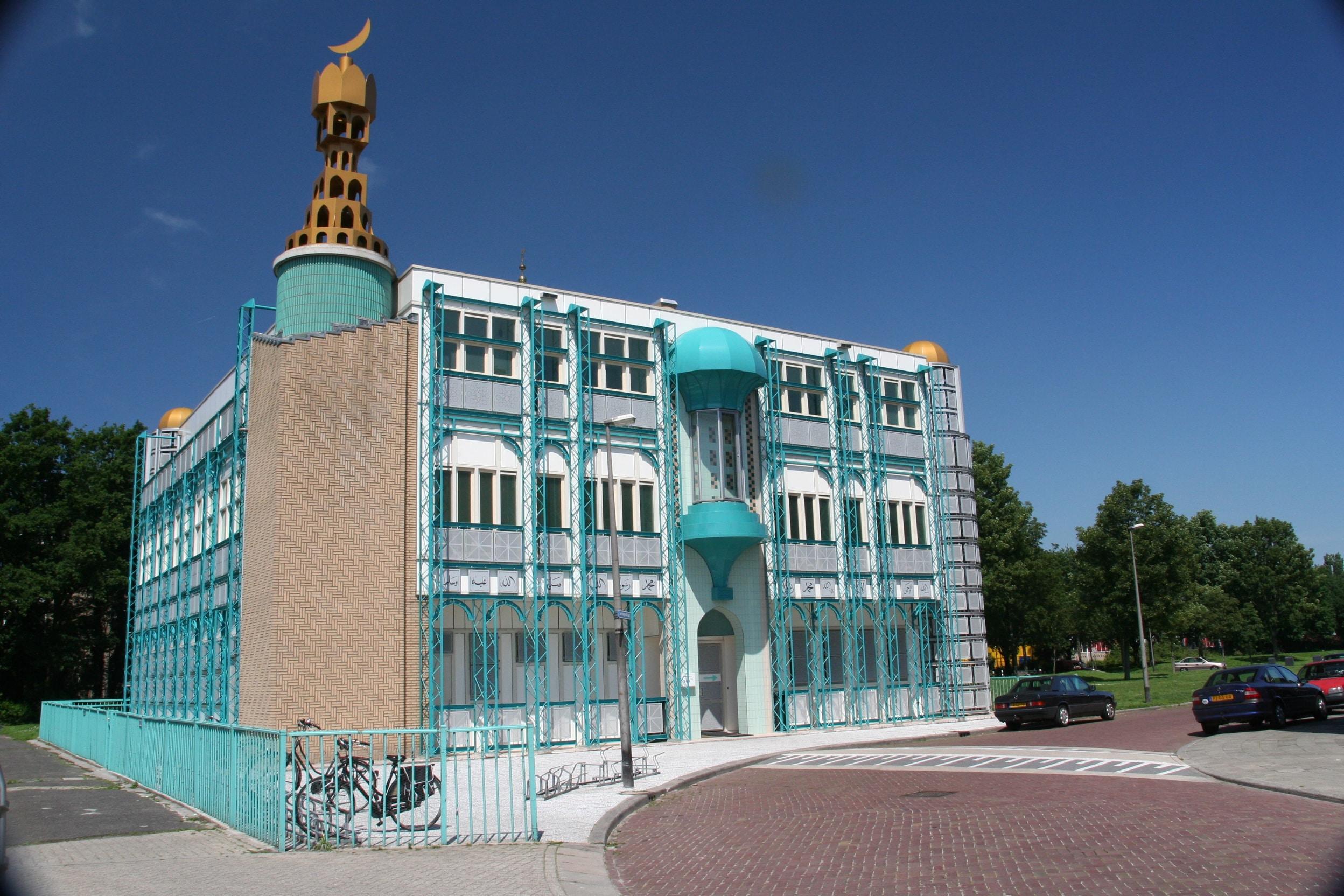 Mosquée Abi Bakr Essaddik