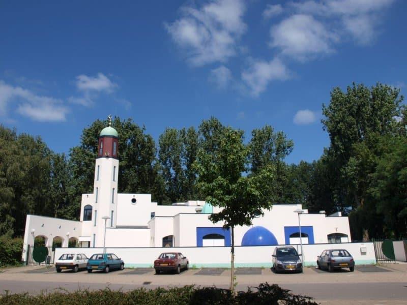 Mosquée Attleeplantsoen