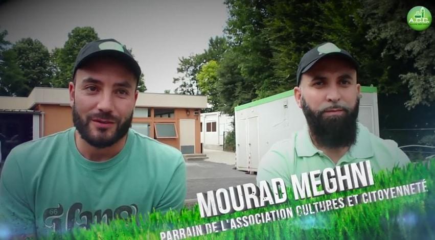 Porjet de mosquée à Champs-sur-Marne appel aux dons de Mourad Meghni