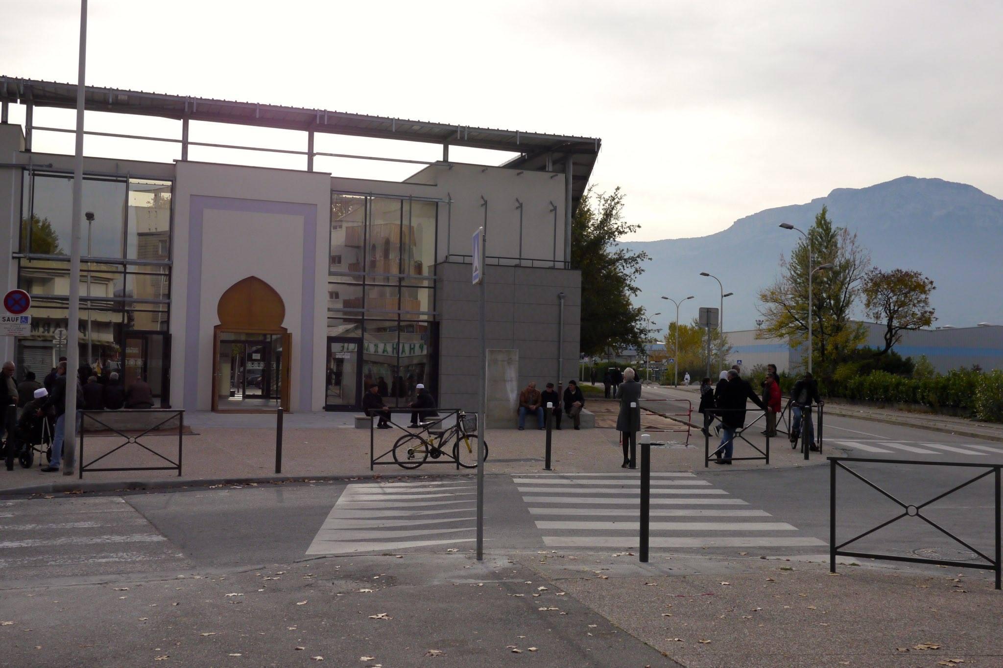 Inauguration de la mosquée Omar de Saint-Martin-d'Hères 3