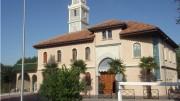 La mosquée de Tarbes taguée