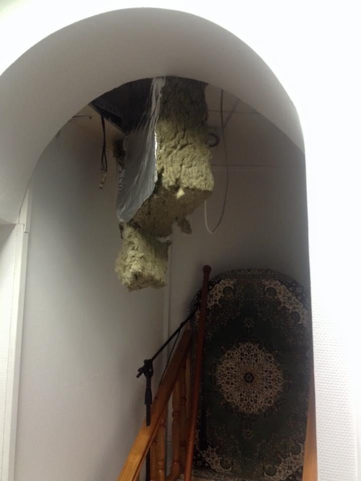 Perquisition musclée dans une mosquée d'Aubervilliers 2