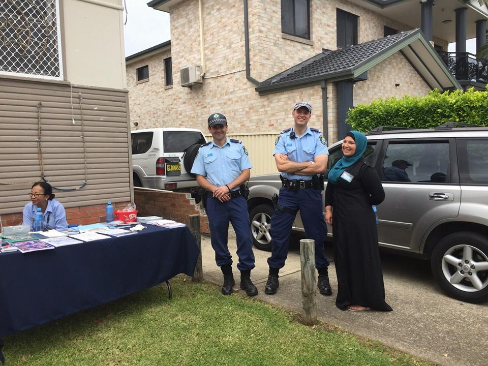 Portes ouvertes mosquées en Australie 1