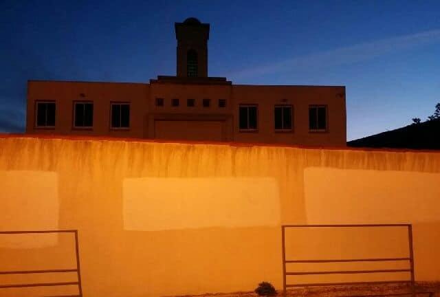 Tags islamophobes sur la mosquée d'Aubagne 1