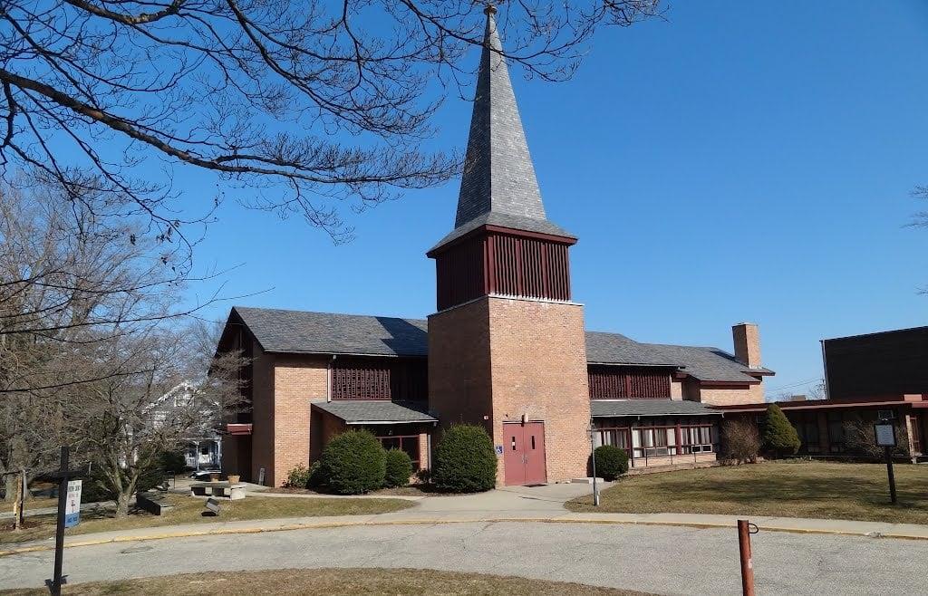 Une église du Connecticut convertie en mosquée