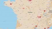 Mosquées  la carte complète des actes islamophobes, des perquisitions et des fermetures depuis le 13 novembre