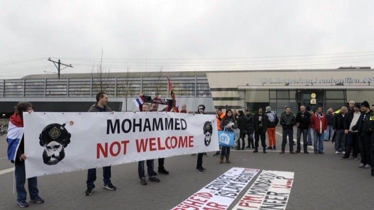 Pegidademonstratie-Rotterdam-MediaTV