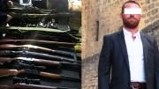 Des armes et des munitions chez un islamophobe déjà condamné pour l'attaque d'une mosquée